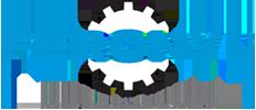 Company logo contact page